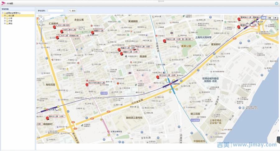 电子地图- GIS地图