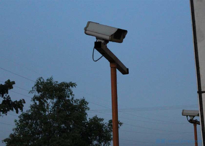 平安校园项目视频监控平台汇集区监控中心