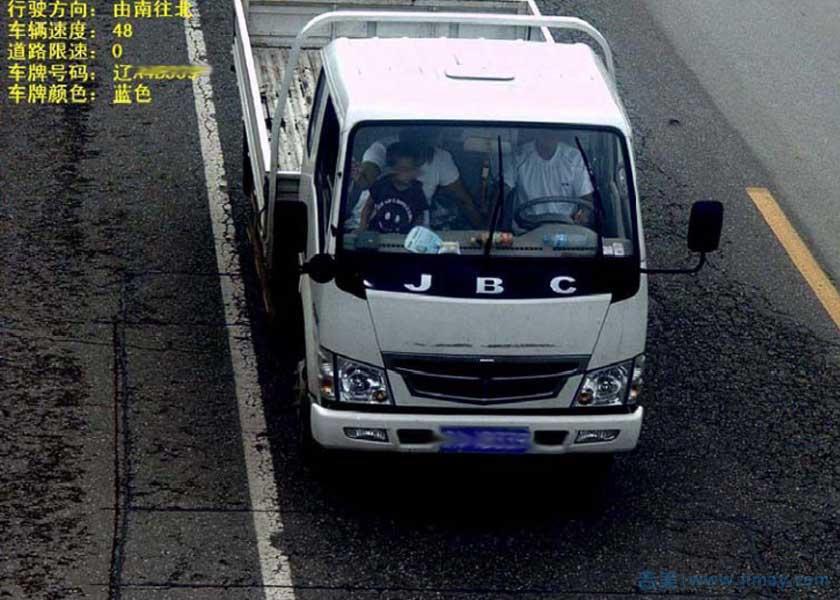 高速公路视频监控系统卡口子系统如何实现牌照识别及车型分类