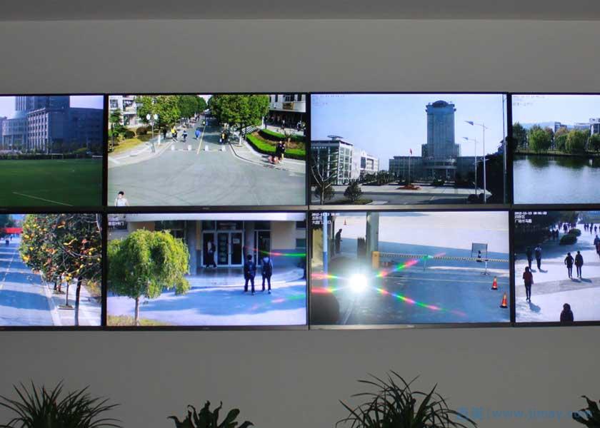 平安校园视频监控联网系统