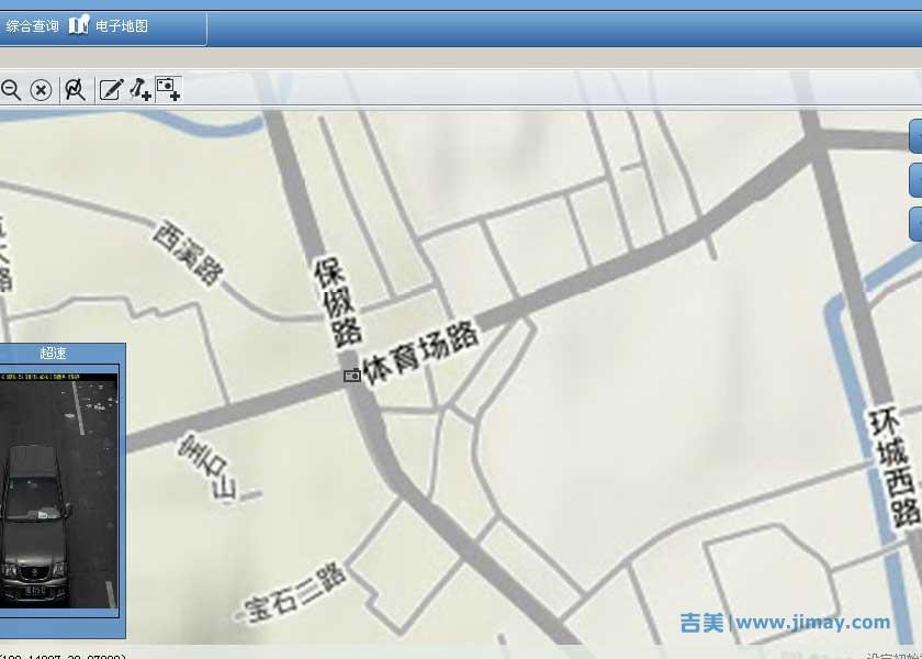 网络视频监控子系统与交通管控综合平台对接