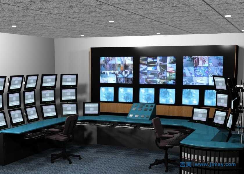 智能视频监控联网平台中心监控