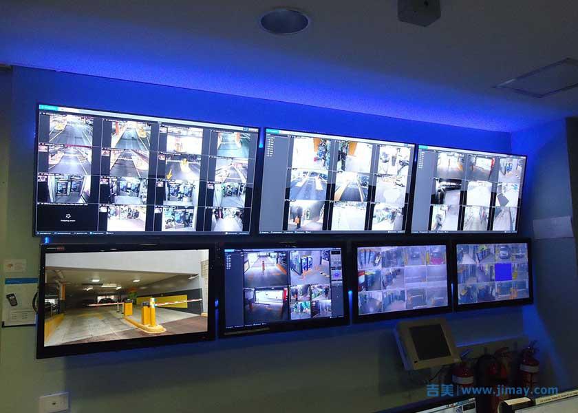 VSMC视频监控管理平台的组件具体是如何划分的?