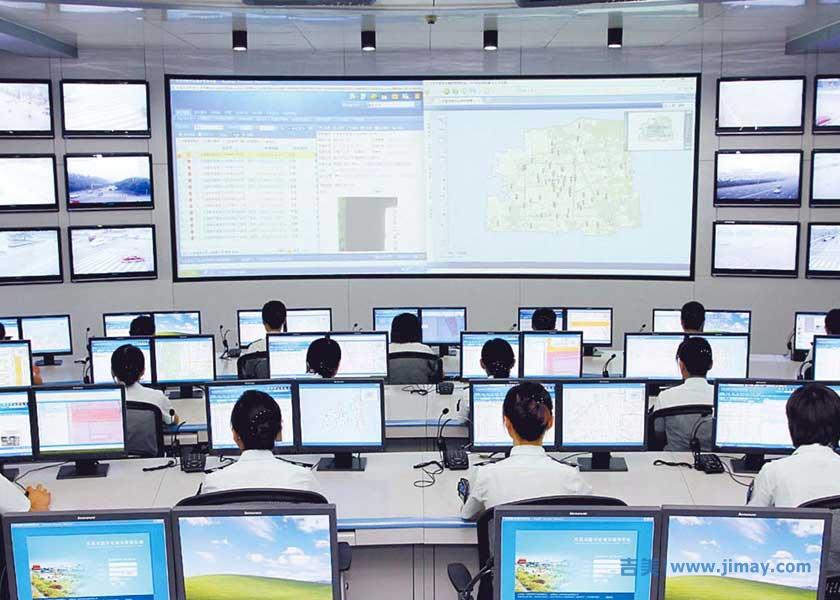 校园一键报警联动系统如何于110指挥中心对学校实现可视化调度