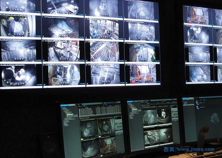 一键报警求助及视频监控联网监控中心