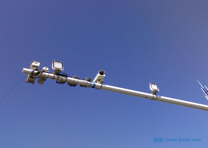 车辆测速及视频监控识别系统