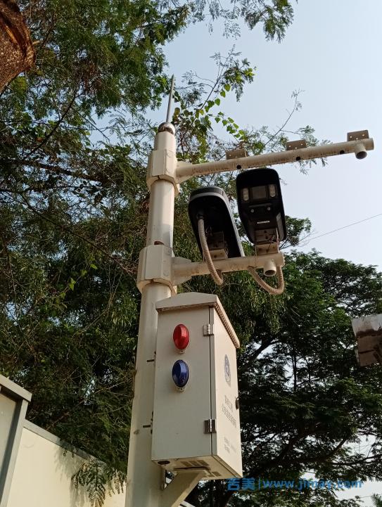 视频监控系统前端摄像头