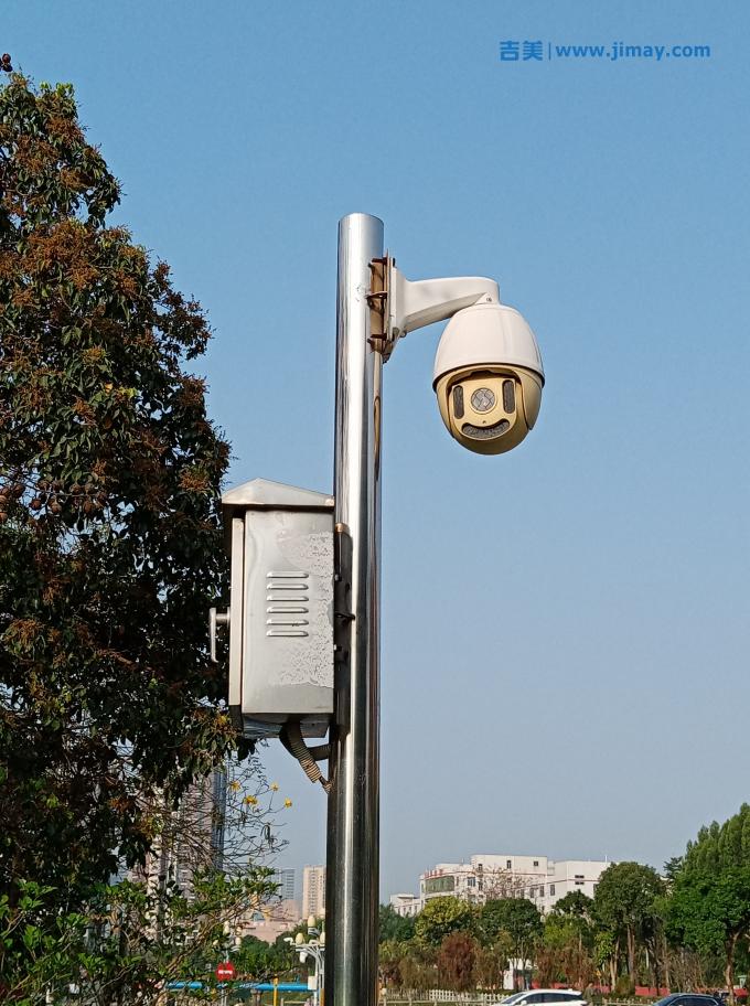高速公路视频监控联网解决方案