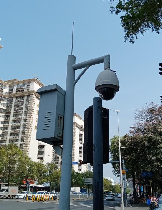 安防视频监控摄像头