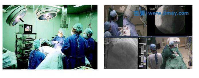 医院高清视频监控方案