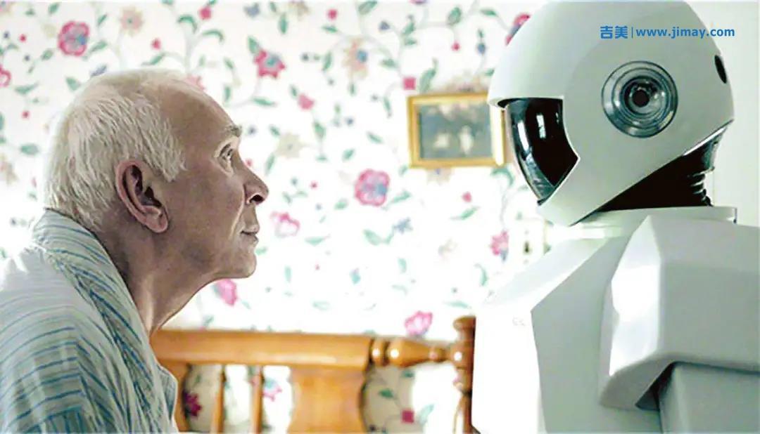 智慧养老,AI安防行业的新风口