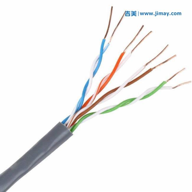 常州监控带您了解网线8芯线的作用